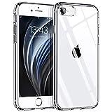 Hülle Kompatibel mit iPhone 8/7/SE 2020 - Syncwire Transparent Kratzfest Schutzhülle, Anti-Gelb Luftkissen Fallschutz Silikon Handyhülle Case mit Robuster Harte-PC Rück