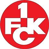 Kaiserslautern FC Germany Soccer Football Hochwertigen Auto-Autoaufkleber 12 x 12