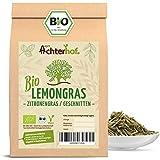 Zitronengras Tee BIO   500g   100% Bio Lemongras getrocknet geschnitten ohne Zusätze  
