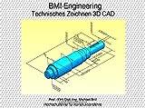 Technisches Zeichnen 3D CAD: Form- und Lagetoleranzen - Technische Zeichnungsangab