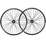 MNBV Mountainbike-Radsatz 26 Zoll vorne 2 hinten 4 Palin Lagernabe Aluminiumlegierungsfelge Schnellwechsel-Scheibenbremse 7 8 9 10-Rad-R