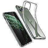 ESR Klar Silikon iPhone 11 Pro Hülle - Transparent Ultradünn klare Schutzhülle - [Anti-Gelb] Flexible TPU Handyhülle Kratzfest Durchsichtige Schutzhülle für iPhone 11 Pro(2019)