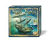 Zoch 601105012 - Riff Raff, das Geschicklichkeitsspiel für die Ganze Familie - Empfehlungsliste zum Spiel des Jahres 2013, ab 8 J