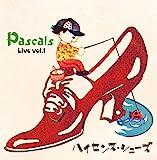 Hi Sense Shoes-Pascals Live V