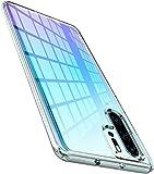 Spigen Liquid Crystal Hülle Kompatibel mit Huawei P30 Pro -Crystal C