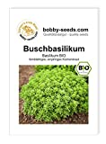 Buschbasilikum BIO-Kräutersamen von Bobby-Seeds,