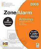 ZoneAlarm AntiVirus 2006 Family Edition (2 Lizenzen)