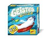 Zoch 601105019 Geistesblitz 2.0, das zweite geistreiche und lustige Reaktionsspiel mit dem extra Spritzer Esprit, ab 8 J