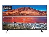 Samsung TU7079 189 cm (75 Zoll) LED Fernseher (Ultra HD, HDR 10+, Triple Tuner, Smart TV) [Modelljahr 2020]