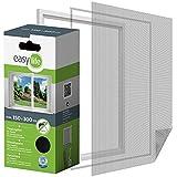 Insektenschutz Fliegengitter für Fenster 300 x 150