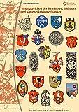 Innungszeichen der Steinmetze und Naturwerksteinmechaniker: Poster mit Beschreibung